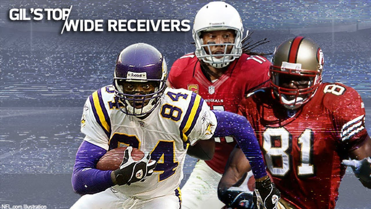 6404a3d84f8 Top 10 Wide Receivers of All Time!