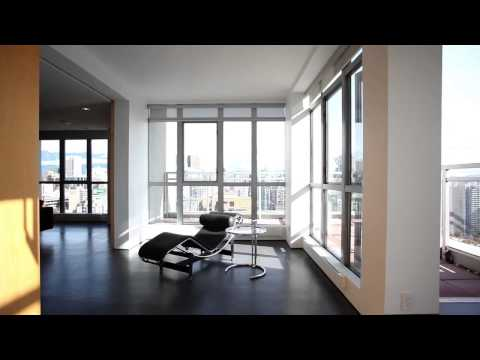 Yaletown Penthouse Loft 2801 1238 Richards Street Vancouver by Albrighton