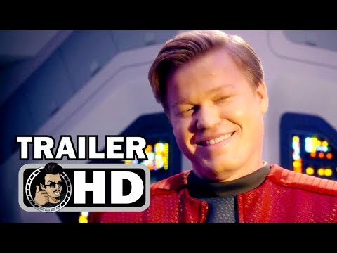 Download Youtube: BLACK MIRROR: Season 4 - U.S.S. CALLISTER Official Trailer (HD) Sci-Fi Netflix Series