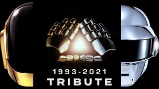Download Daft Punk Tribute - 1993 to 2021 // Thank you.