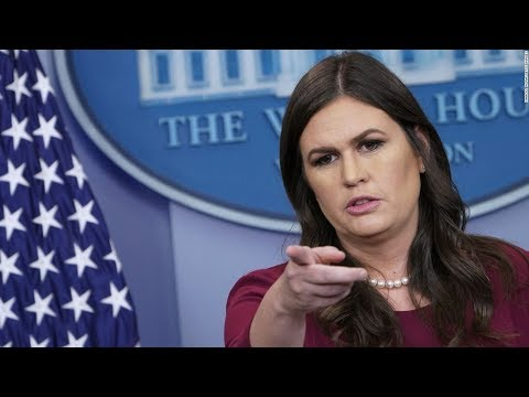 Press Secretary Sarah Sanders White House Briefing LIVE Stream 11/16/17