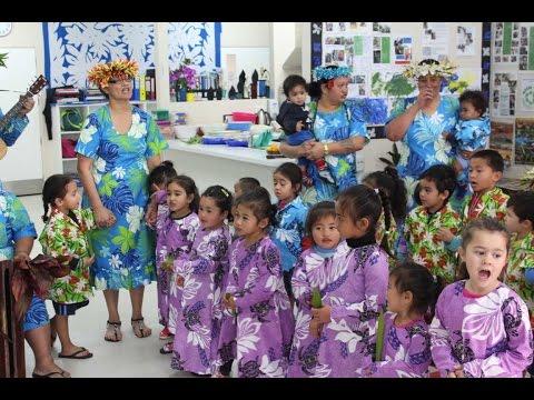 Cook Islands Language Week Opening