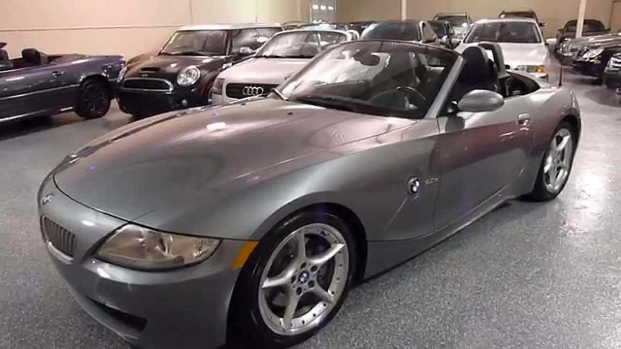 2006 bmw z4 2dr roadster sold 2459 plymouth mi youtube. Black Bedroom Furniture Sets. Home Design Ideas