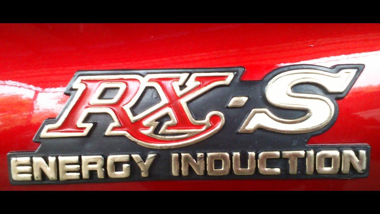 YAMAHA RX-S Energy Induction