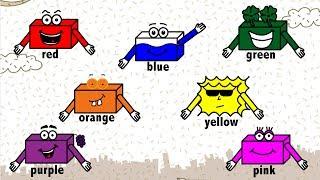 Colors Song (Karaoke)