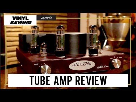 Fezz Audio Tube Amp unboxing & review | Vinyl Rewind