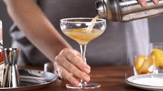 How to Make Classic Cocktails in Williams-Sonoma Barware