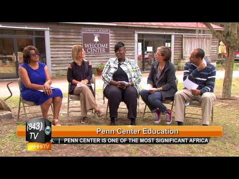 843TV | Dr. Tonya Allen-Jenkins, Penn Center | 11-3-2017