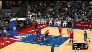 NBA 2K11 PC -  East vs West
