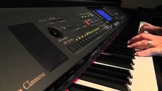 Gareth Emery feat. Christina Novelli - Concrete Angel (Piano Cover)