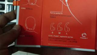 jbl synchros reflect bt unboxing and first impression 2017 edition