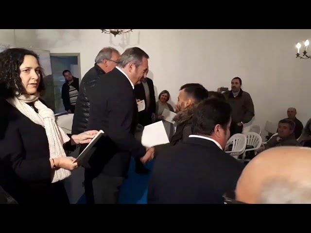 Las bodegas de la Ribeira Sacra reciben los certificados Enac