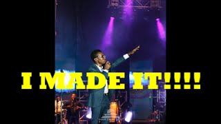 FRANK EDWARDS--I MADE IT WITH LYRICS