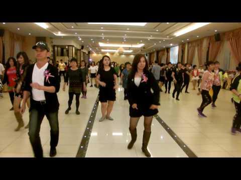 NO EYE SEE - Line Dance (by Chris Ng)