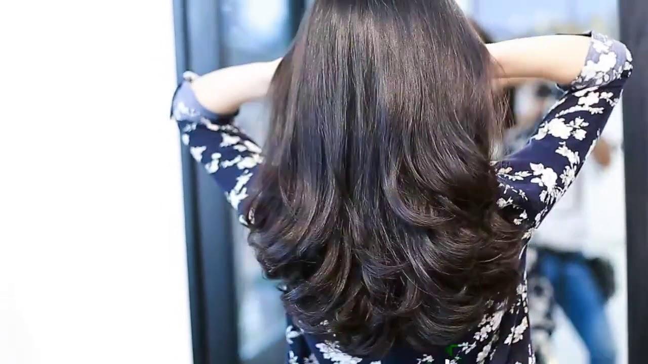 [Mốt Hair Salon] Kiểu Tóc Uốn Đuôi Hàn Quốc Đẹp Nhất 2019