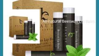 Are Your Lips Ready? All New Beauty By Earth Lip Balm! Thumbnail