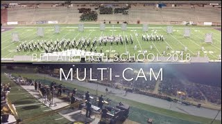 Bel Air High School Marching Band- Multi-Cam 2018