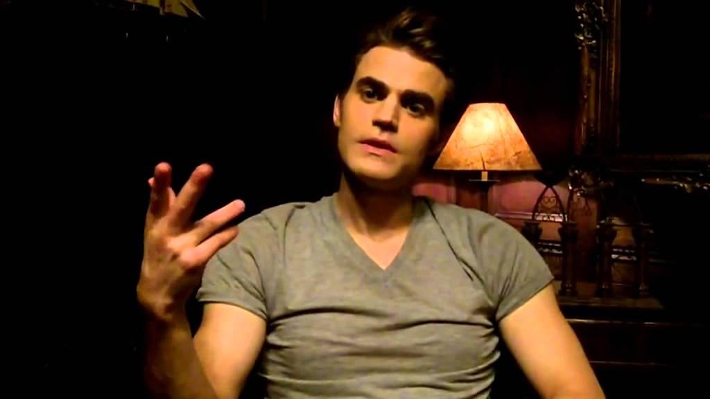 Vampire Diaries Paul Wesley
