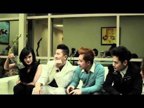 "(Interview) Phong Van ""Uncat"" DVD 2011 - Phong Le , Huy Vu , Helena , Phillip Dang"