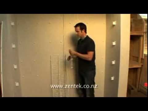 How To Cut Ventilated Wire Shelving - How To Cut Ventilated Wire Shelving - YouTube