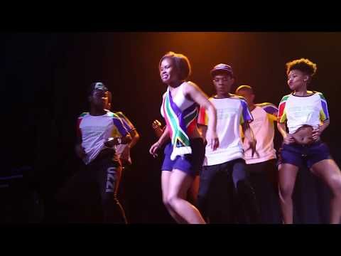 HIGHLIGHTS FROM AFRICAN MUSIC FESTIVAL RUSSIA  - SA STARS LIVE PERFORMANCE {FINAL ROUNDS} 2