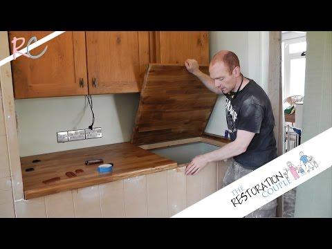 Kitchen Renovation 11.0 - Building the Secret Cellar Staircase