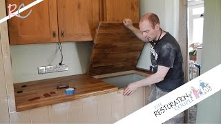 Kitchen Renovation 11.0 - Building the Secret Cellar Staircase