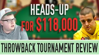 [Part 7] Heads up in the Sunday Warm-Up - Throwback Tournament Review