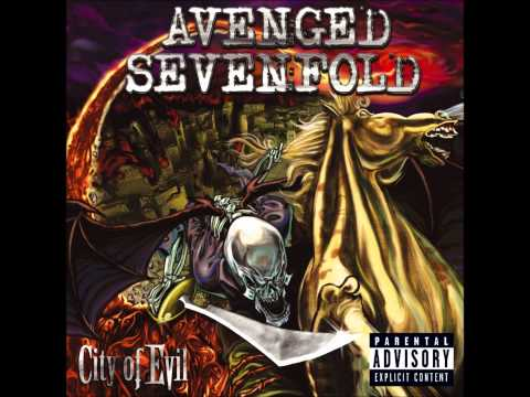 Avenged Sevenfold - Burn It Down (HQ,HD)