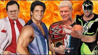 Shane Helms on: Cody Rhodes' heat with Disco Inferno