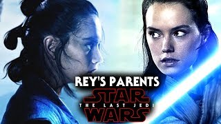 Star Wars The Last Jedi Rey's Parents Hinted (Battlefront 2 Spoilers)