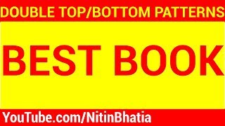 BEST Book to Learn Double Top and Double Bottom Chart Patterns (HINDI)