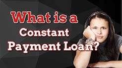 Constant Payment Loans UBC Real Estate Exam Questions
