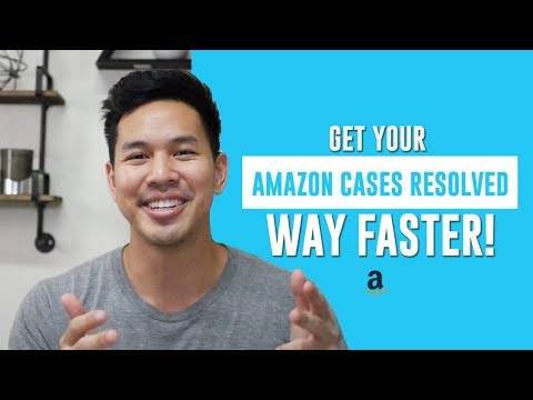 Open And Resolve Amazon Cases 100x FASTER - Best Way To Contact Seller Central Support