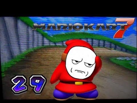 Let's Play Mario Kart 7 (Offline) Part 29 - GENERVT VON ALLEM!!