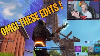 Tfue vs The Edit God! Myth's Sniper Triple Kill! - Fortnite Clips & Highlights