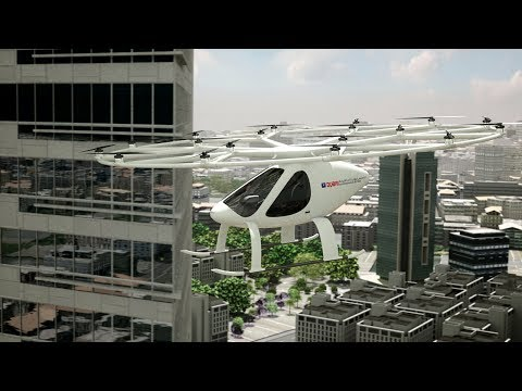 Volocopter and RTA Dubai cooperate on eVTOL Autonomous Air Taxi (AAT)