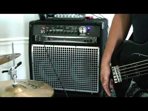 SWR WorkingPro 2x10C bass amp review