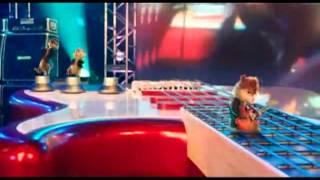 Элвин и бурундуки 3 клип)    Alvin and the chipmunks 3 (clip) (1)