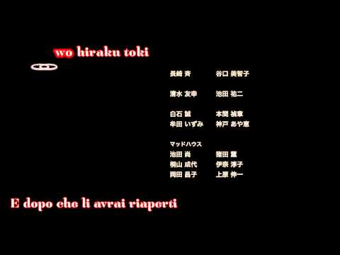 Toaru Hikuushi e no Tsuioku - Ending - Karaoke Aegisub