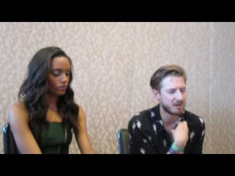 Legends of Tomorrow Interview: Arthur Darvill and Maisie Richardson-Sellers Talk Season 2