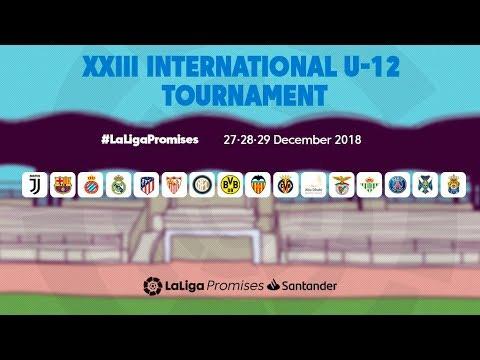 LaLiga Promises Santander - Jueves 27 tarde