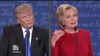 Clinton: Maybe Trump doesn