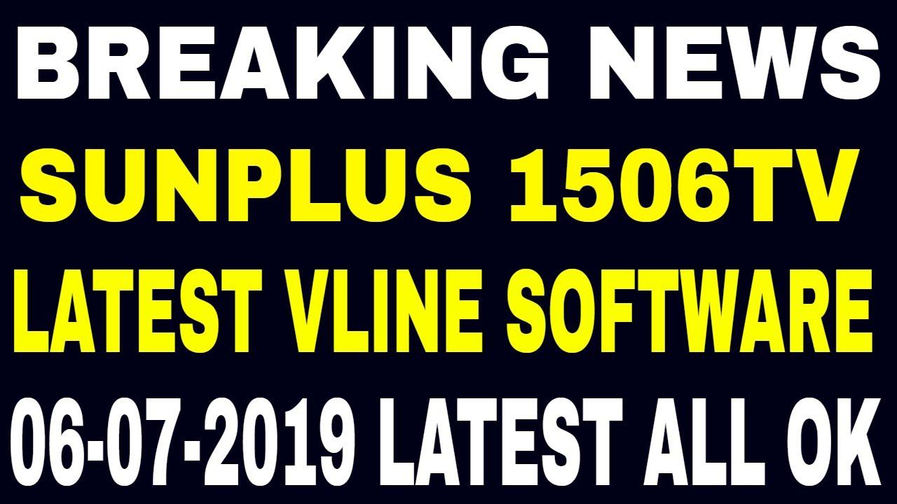 156TV Vline Software, 1506tv latest software,Wezone 8007 1506tv