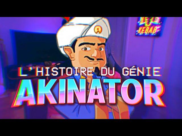 L'histoire d'Akinator et ses coulisses avec son créateur, Arnaud Megret - Sylvqin