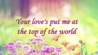 Download Top of The World-The Carpenters (Lyrics) Mp3
