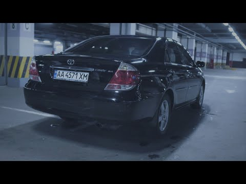 Toyota Camry XV30 - Легенда? Несомненно.