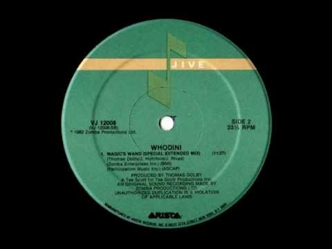 Whodini - Magic's Wand (Especial Extended Mix)