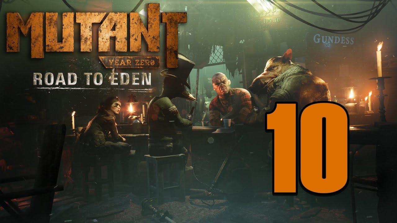 Прохождение Mutant Year Zero: Road to Eden #10 - Гроговый дом