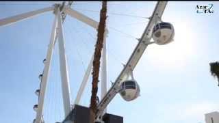 Лас-Вегас запустил самое высокое колесо обозрения в мире(Лас-Вегас запустил самое высокое колесо обозрения в мире., 2014-06-10T10:52:26.000Z)